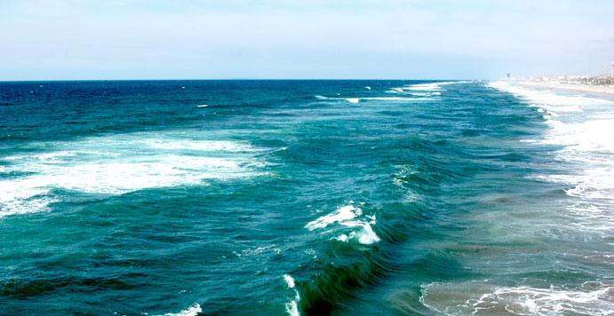 Rosarito Beach looking north!
