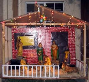 Mexicali Nativity Scene
