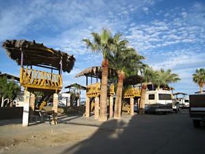 San Felipe trailer park
