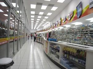 Inside La Farmacia Mas Barrata