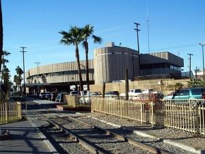 U. S. Border Patrol checkpoint