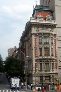 Carlos Slim's Manhattan Townhouse
