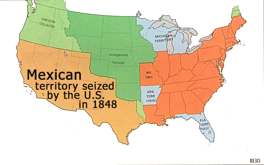the mexican american war were we justified Essay about the mexican-american war, were we justified  studymodecom the mexican-american war was a war between the united states and mexico which lasted from april 1846 to february 1848.