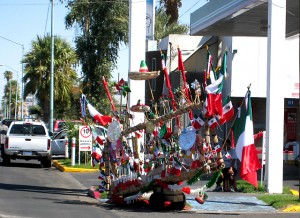 Flags & Banners for sale for Mexico's Bicentenary