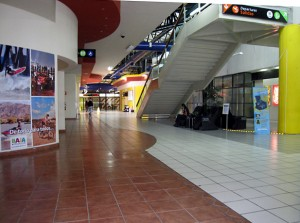 Mexicali International Airport - interior