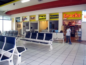 Mexicali International Airport - services