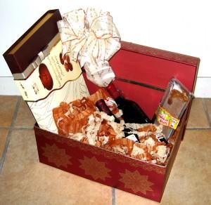 Our La Posada gift!