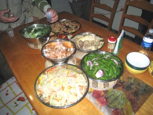New Year's Feast!
